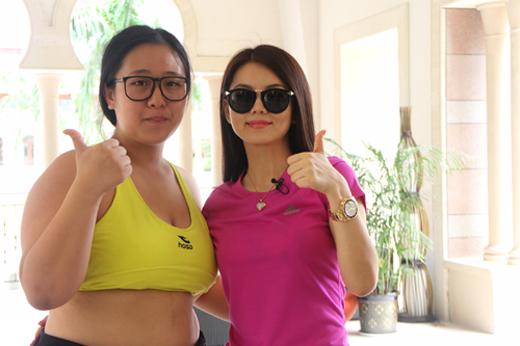 密见中国最美女胖子
