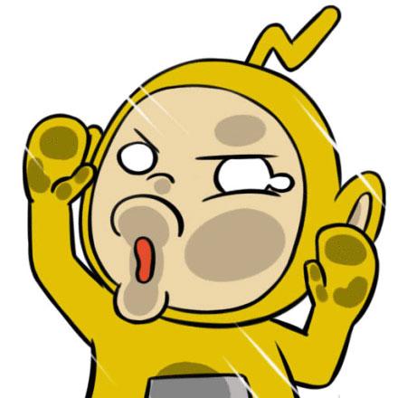 lol贴玻璃系列头像_画你个头贴玻璃系列漫画走红 引发网友换头像热潮【25】--传媒 ...