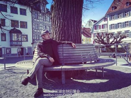 汪涵行走瑞士告别40岁 网友点赞照片文艺范儿--传媒--人民网concent-snack-bar