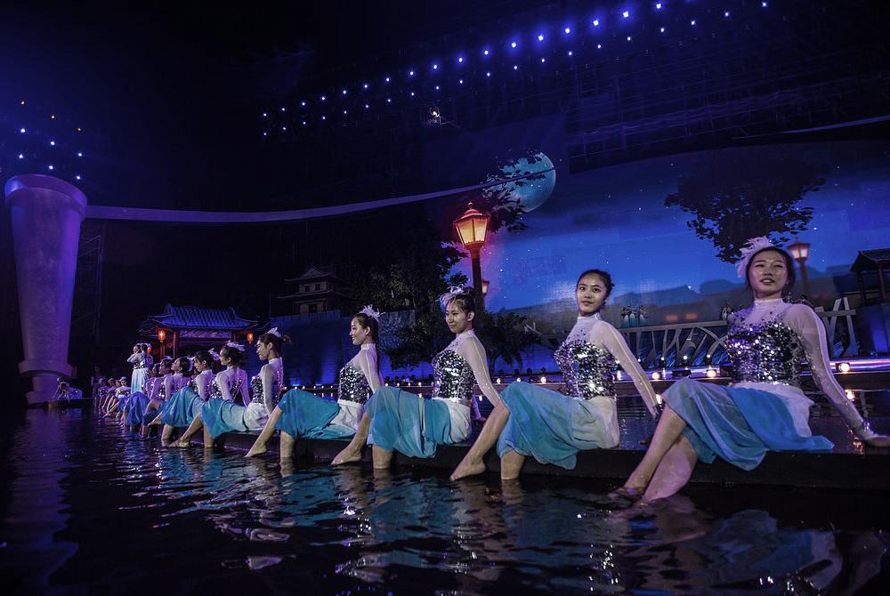 2016央视中秋晚会节目单公布图片