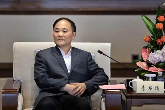 甘肃省委书记林铎会见出席2017一带一路媒体合作论坛嘉宾