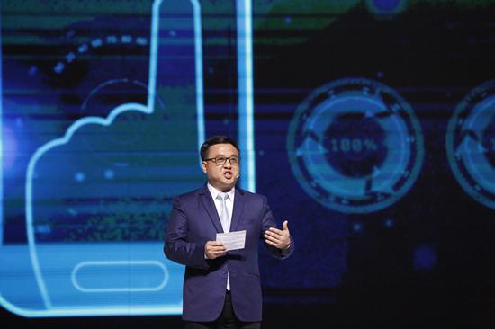百度推出全新一代对话式操作系统DuerOS