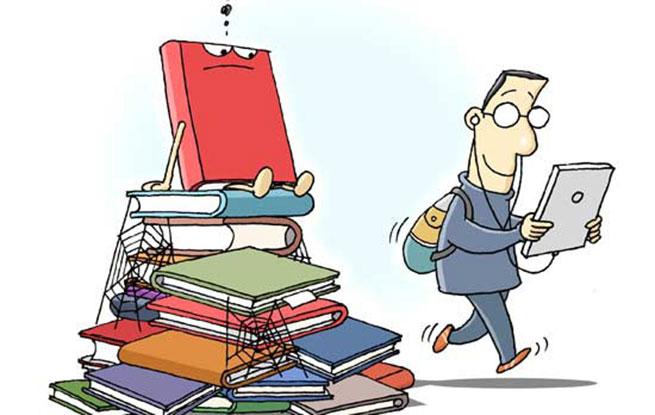 我国未成年人图书阅读量增长不明显