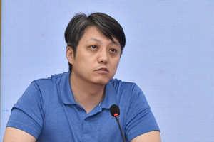 中青在线副总经理齐济