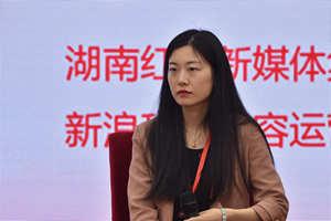 青岛日报新媒体总监、青报网副总经理王慧颖