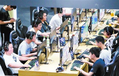 中国游戏企业加速