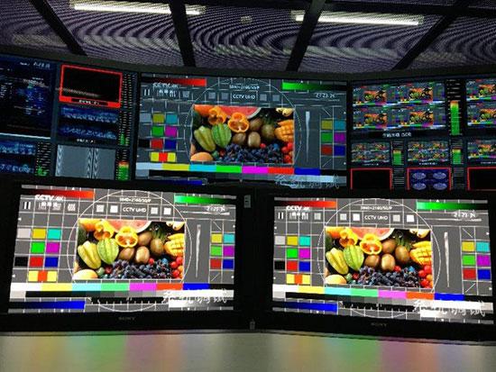 中央廣播電視總臺4K超高清頻道國慶開播