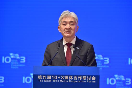 中日韩三国合作秘书处秘书长李钟宪