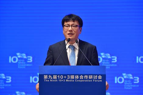 韩国每日经济新闻社代表理事、副总裁孙显德