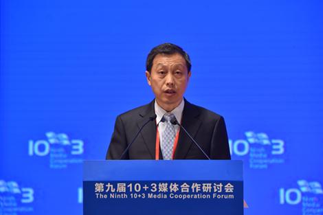 外交部新闻司副司长李名刚