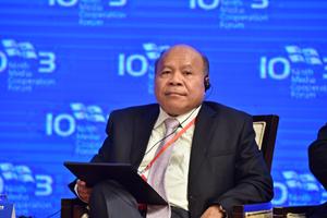 印度尼西亚美都电视台总编辑/新闻总监 萨拉姆·博斯科