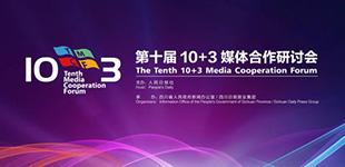 第十届东盟与中日韩(10+3)媒体合作研讨会