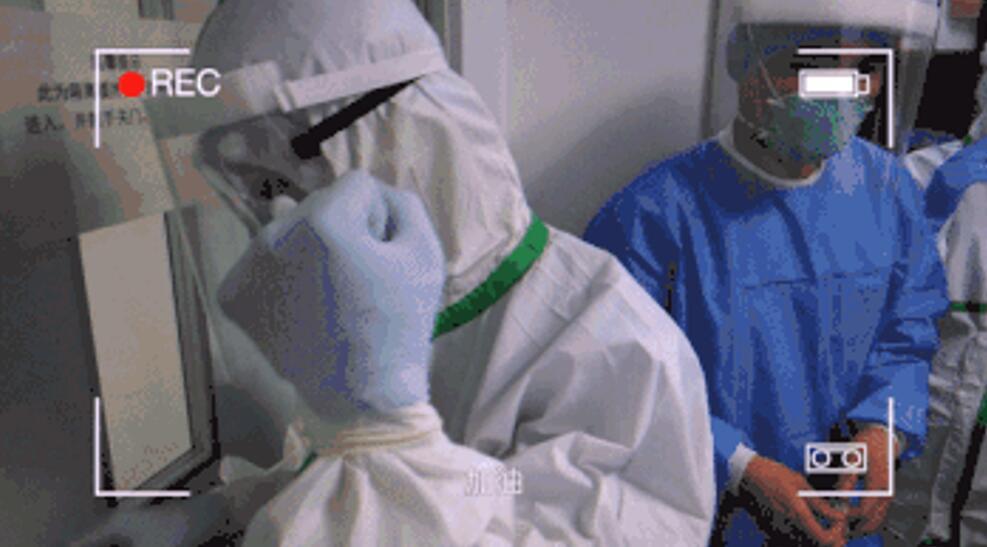 《我的白大褂・抗疫日记》热播第一视角带你直击抗疫一线