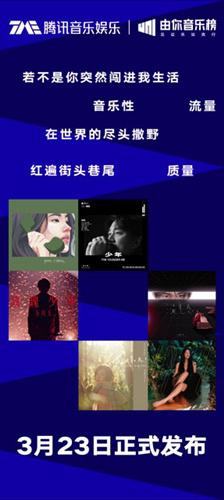 首份华语数字音乐年度报告即将揭晓