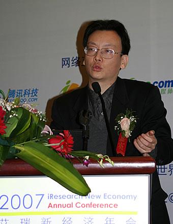 资源软件总裁陈松:给网络营销赋予智能