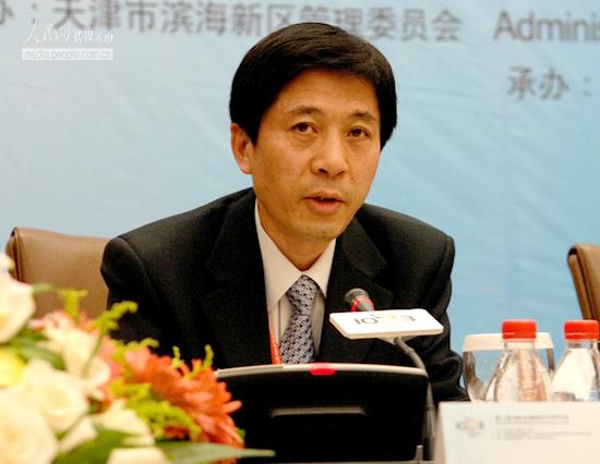 天津日报报业集团总编辑王宏介绍奥运报道计划