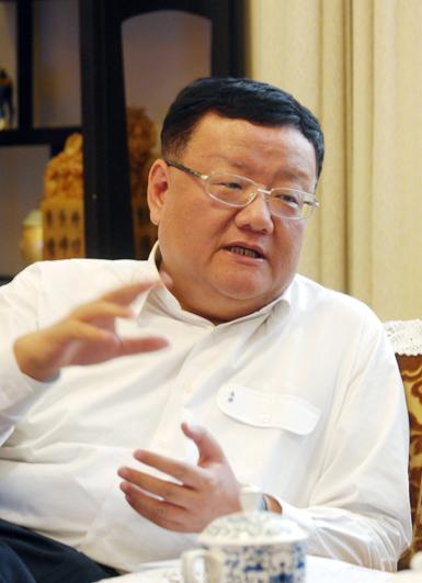 刘长乐 中国文化产业在改革开放中前进腾飞
