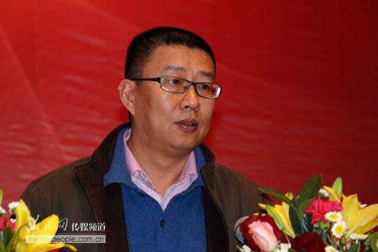 北京大学新闻与传播学院副院长 陈刚