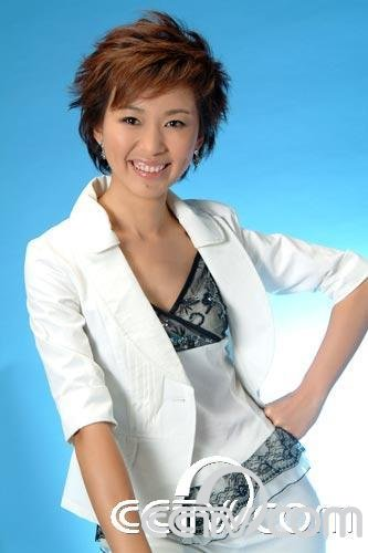 她向上海电视台递交辞职