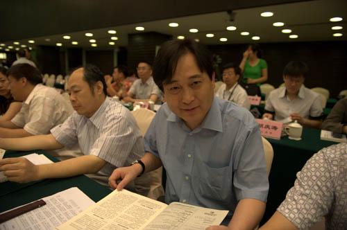 中安在线总编辑孙邦坤出席论坛