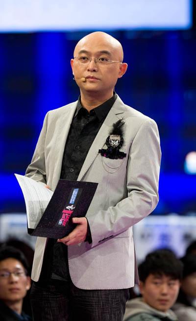 江苏卫视2010跨年演唱会孟非或将叫板周杰伦 11图片
